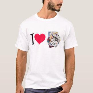 Iハートのクーポン Tシャツ