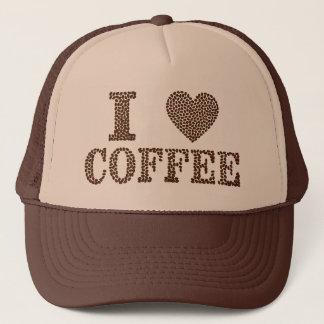 Iハートのコーヒー キャップ