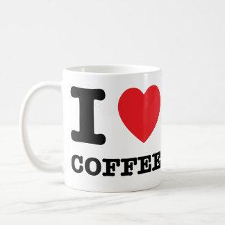 Iハートのコーヒー コーヒーマグカップ