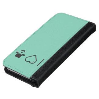 Iハートのジョーカー iPhone 6/6S ウォレットケース