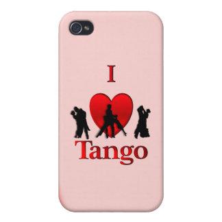 Iハートのタンゴ iPhone 4 ケース
