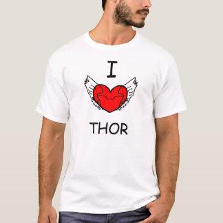 Iハートのトール Tシャツ