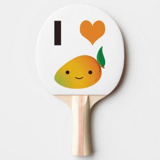Iハートのマンゴ 卓球ラケット