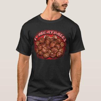 Iハートのミートボール Tシャツ