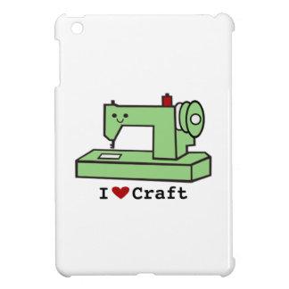 Iハートの技術のかわいいのミシンのiPadの場合 iPad Mini カバー