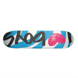Iハートの男の子 カスタムスケートボード