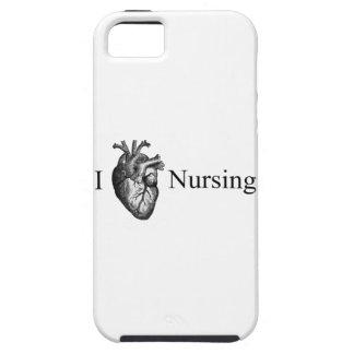 Iハートの看護 iPhone SE/5/5s ケース