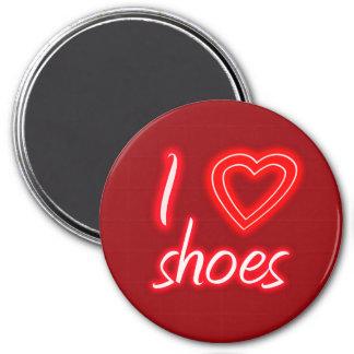Iハートの靴 マグネット