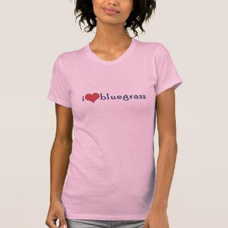 Iハートのbluegrass Tシャツ