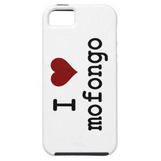 IハートのMofongoの私電話箱 iPhone SE/5/5s ケース