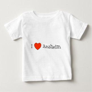 Iハートアナハイム ベビーTシャツ