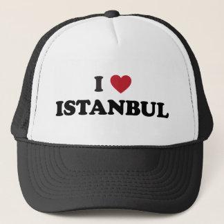 Iハートイスタンブールトルコ キャップ
