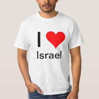 Iハートイスラエル共和国 Tシャツ