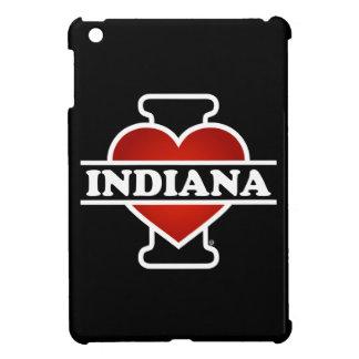Iハートインディアナ iPad MINI カバー