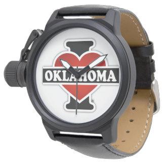 Iハートオクラホマ 腕時計