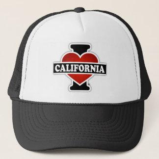 Iハートカリフォルニア キャップ
