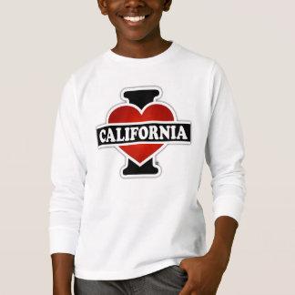 Iハートカリフォルニア Tシャツ