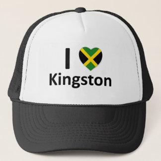 Iハートキングストン(ジャマイカ) キャップ