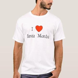 Iハートサンタモニカ Tシャツ