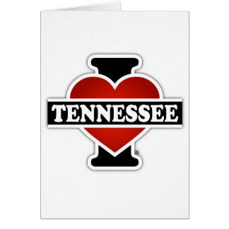 Iハートテネシー州 カード