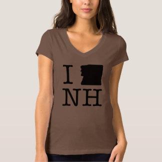 Iハートニューハンプシャー Tシャツ