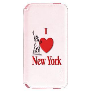 Iハートニューヨーク INCIPIO WATSON™ iPhone 6 ウォレットケース