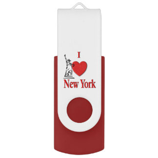 Iハートニューヨーク USBフラッシュドライブ