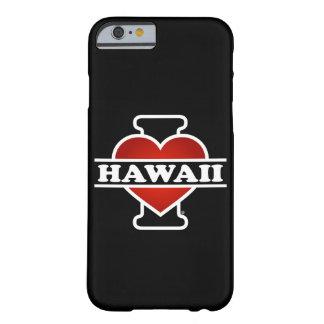 Iハートハワイ iPhone 6 ベアリーゼアケース
