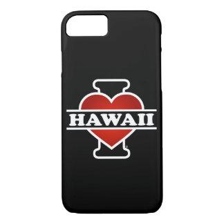 Iハートハワイ iPhone 7ケース