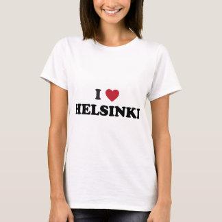 Iハートヘルシンキフィンランド Tシャツ