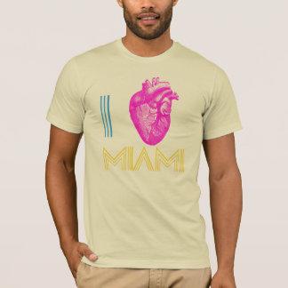 Iハートマイアミ Tシャツ