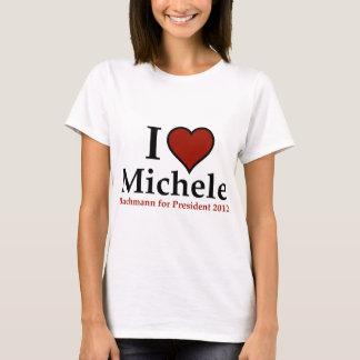 IハートミケーレBachmann Tシャツ