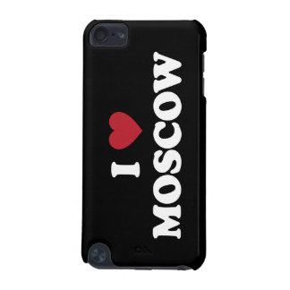 Iハートモスクワロシア iPod TOUCH 5G ケース