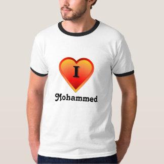 Iハートモハメッド Tシャツ