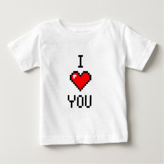 Iハート ベビーTシャツ