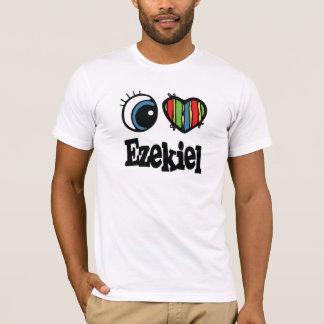 Iハート(愛) Ezekiel Tシャツ