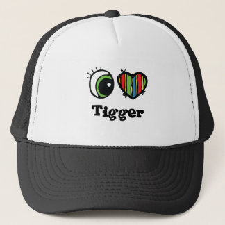 Iハート(愛) Tigger キャップ