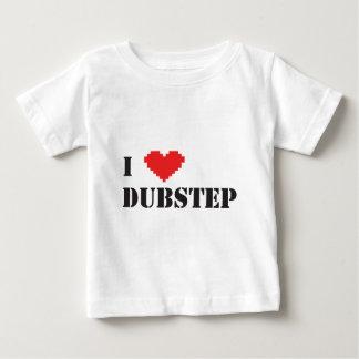 IハートDubstep ベビーTシャツ