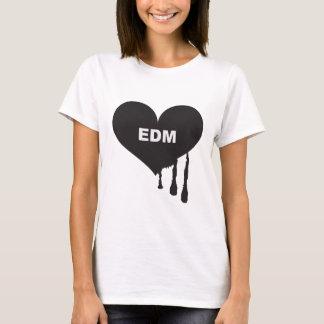 IハートEDM Tシャツ