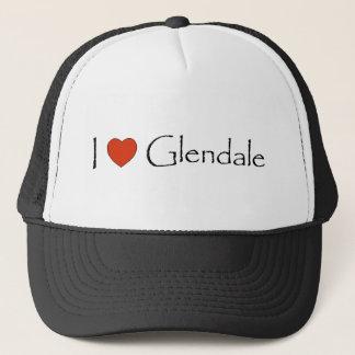 IハートGlendale キャップ