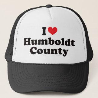 IハートHumboldt郡 キャップ
