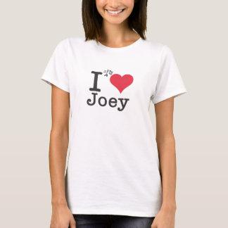IハートJoey Tシャツ