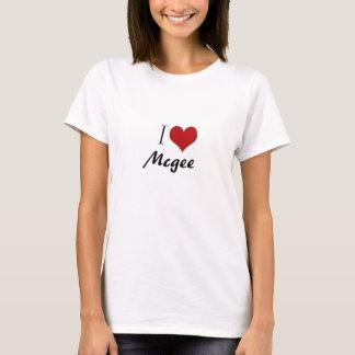 IハートMcgee Tシャツ