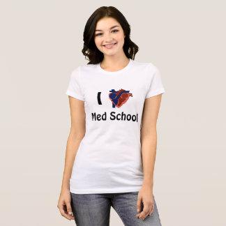 Iハートmedの学校 Tシャツ