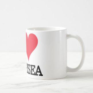 IハートSouthsea コーヒーマグカップ