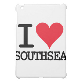 IハートSouthsea iPad Mini Case