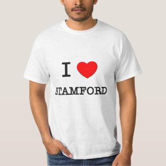 IハートSTAMFORD Tシャツ