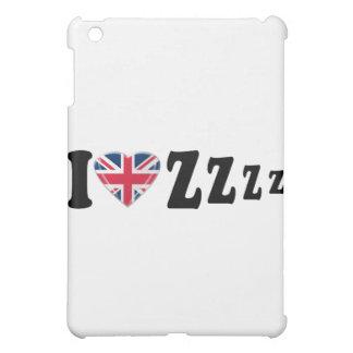 IハートZzzz iPad Miniカバー