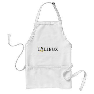 IペンギンのLinux スタンダードエプロン