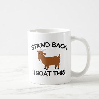 Iヤギこれ コーヒーマグカップ